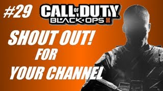 Shout out for your channel #29: BO2 Headquarters on Standoff (PC gameplay/commentary)