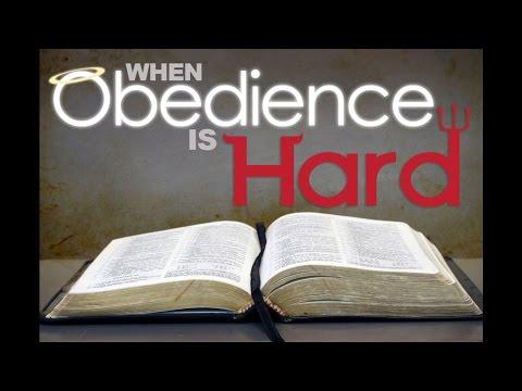 Obedience Bible Study - Calvary Chapel Deerfield Beach