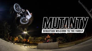 MUTANTY BIKE CO - SEBASTIAN WELCOME TO THE FAMILY