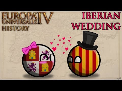EU8 History - Iberian Wedding