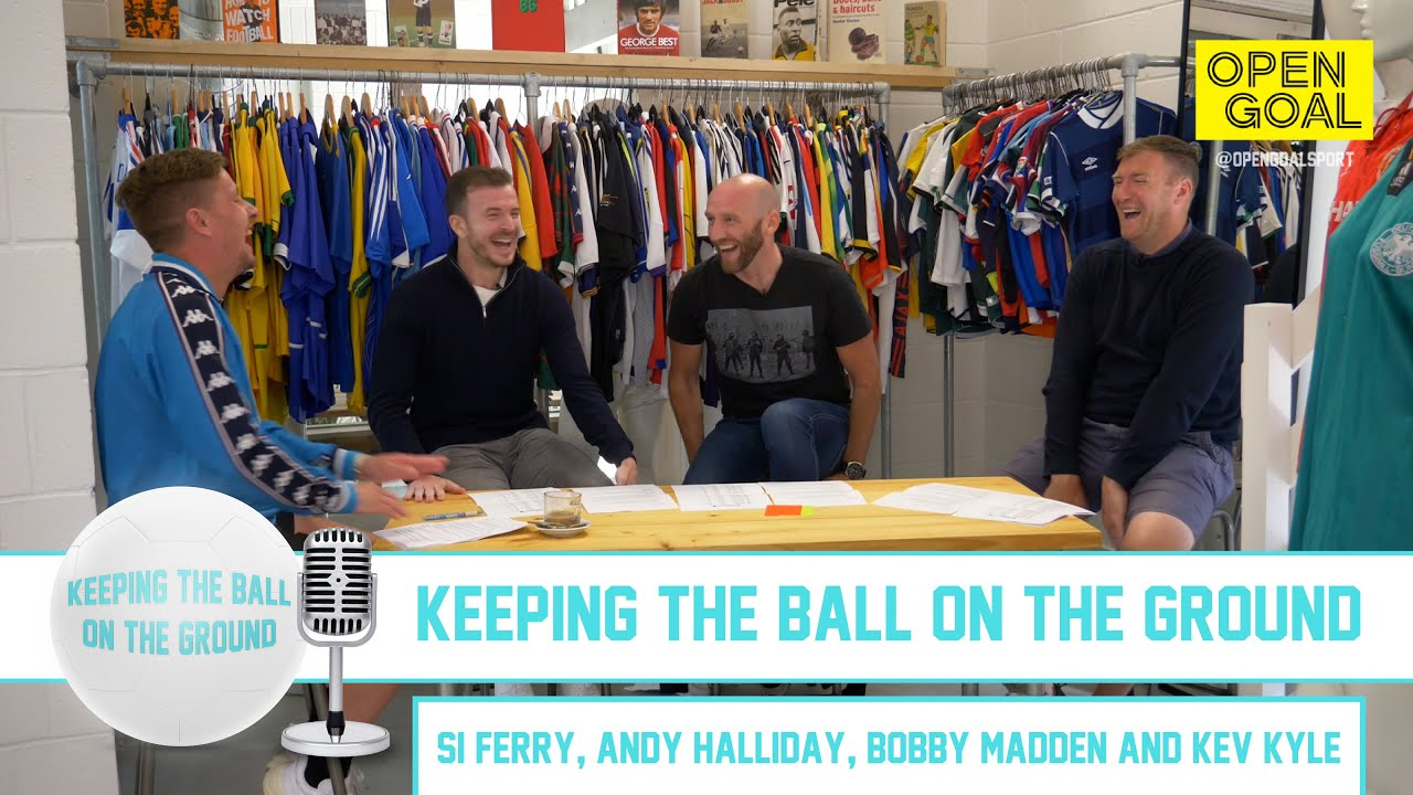 Bobby Madden & Andy Halliday | Keeping the Ball on the Ground
