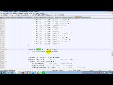 Autocomplete Angularjs Example   autocomplete   angular 6 autocomplete ng  autocomplete