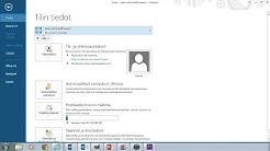 Lyseo: edu.vaasa.fi-sähköposti oletuksena