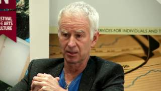 John McEnroe in Conversation with John Inverdale