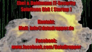 Pitch Video DataDropper - Schutz Ihrer hoch sensiblen persönlichen Daten