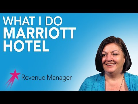 Revenue Manager: What I Do - Michelle Hoffman Career Girls Role Model