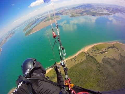 Paragliding Magic