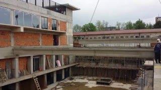 Yahya Kemal College - Gredi za sportska sala