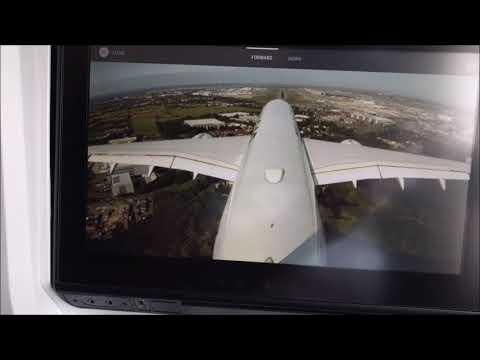 **TAIL CAM** | Helsinki Take-off & London Landing - Finnair A350-900XWB - OH-LWD - HD