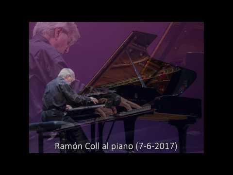 Ramón Coll piano  7- 6- 2017.    Rachmaninov Kreisler Liebesneid (Vienne 24 48)