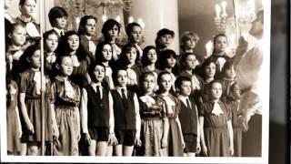 Большой детский хор   1985   Весёлый барабанщик