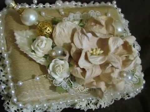 Vintage Jewellery box