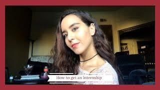 How I got an internship at my dream Company! // Aerospace Engineering Student