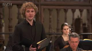 """Bach: """"Mein Herz, indem die ganze Welt"""" from Johannespassion"""