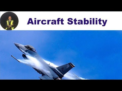 Static and Dynamic Stability ✈