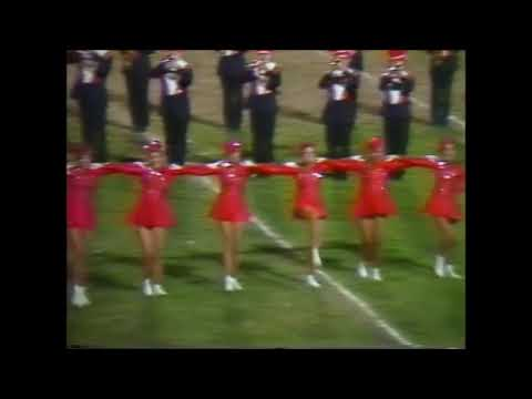 Cupertino Tournament of Bands 1982   Saratoga High School