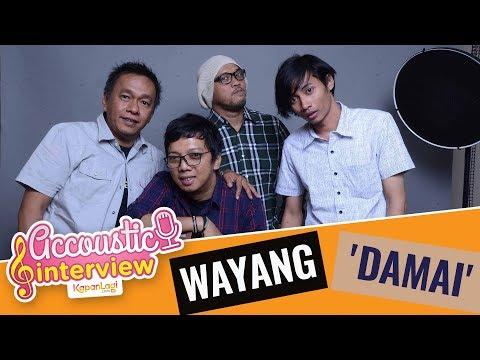 wayang---damai-(acoustic-interview-part-1)