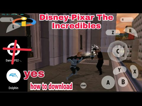 Damon Ps2 Game The Incredibles How To Download In Dolphin Emulator Gameplay Lnk Description