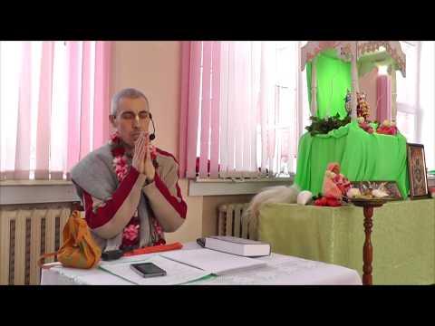 Бхагавад Гита 9.28 - Мани-бандха прабху