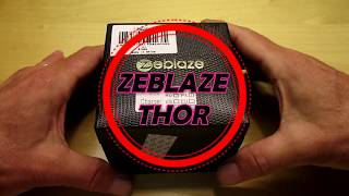 Zeblaze Thor 3G Smartwatch and phone connection