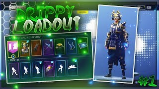*NEU* Drippiest Loadout #1 | *BEST* Loadout mit der Hime Skin | Fortnite Battle Royale