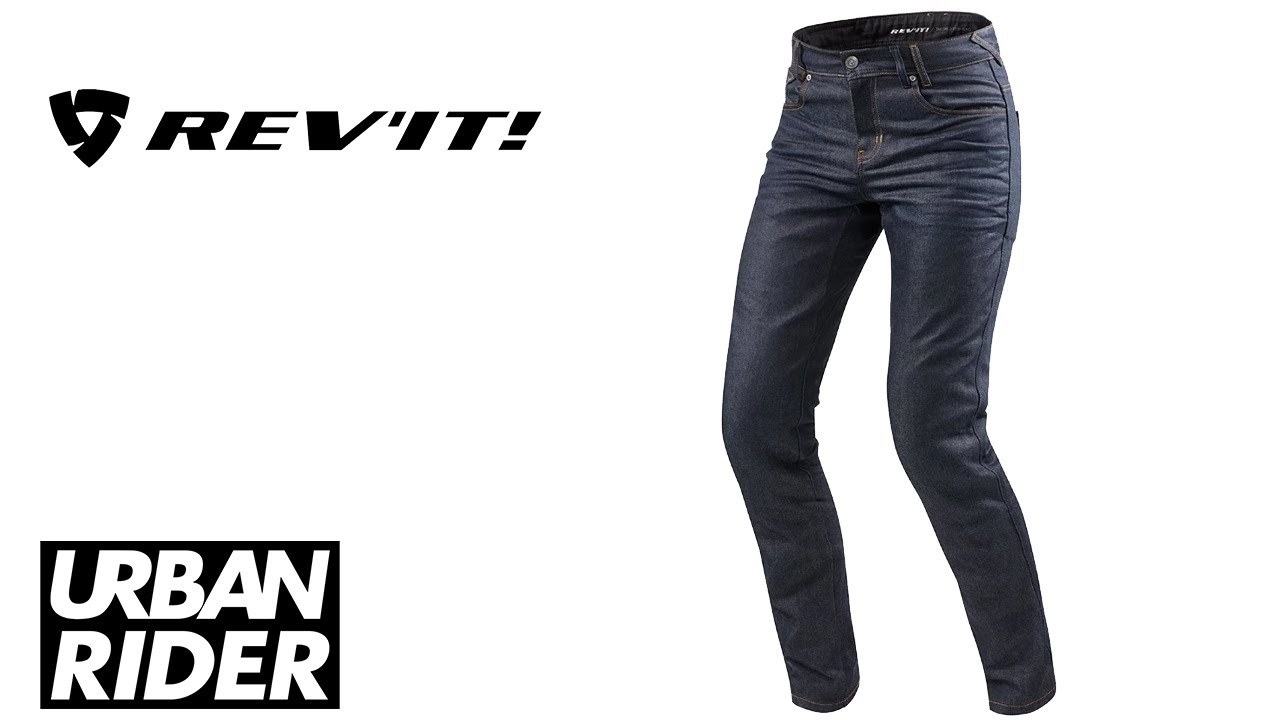 rev 39 it lombard 2 armoured motorcycle jeans review urban rider youtube