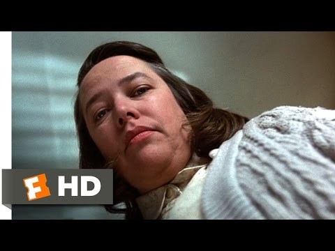 Misery (1/12) Movie CLIP - I'm Your Number One Fan (1990) HD