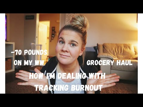 grocery-food-haul- -my-ww- -how-i'm-dealing-with-tracking-burnout