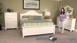Broyhill Mirren Harbor Bedroom Collection