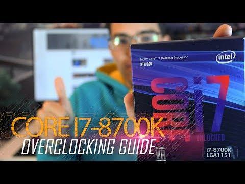 i7 8700k   5 GHz -