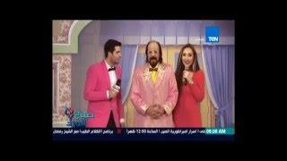 صباح الورد | لقاء الفنان الكوميدي طارق الابياري | 17ابريل 2016