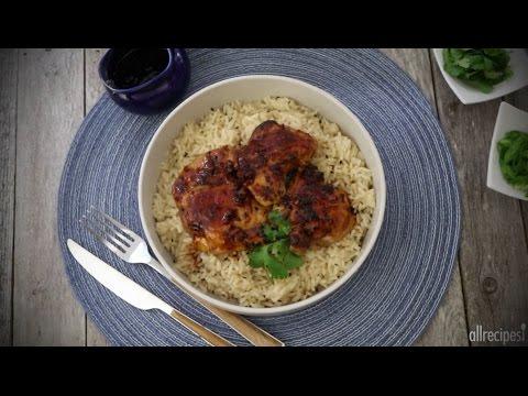 How to Make Glazed Chicken Thighs | Chicken Recipes | Allrecipes.com