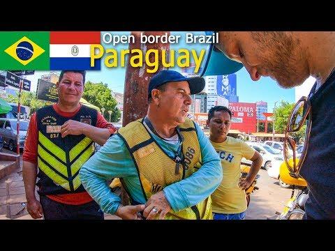 Brazilians told me NOT to visit this City (Ciudad del Este Paraguay) - ep94