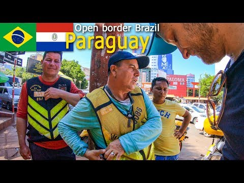 Brazilians Told Me NOT To Go There (Ciudad Del Este Paraguay) - Ep94