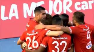 América vs Medellín (3-0) | Liga Aguila 2019-I | Fecha 5