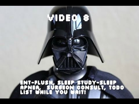 VSG Video 8 Surgeon Consult, SLEEP APNEA and To Do list while you wait!
