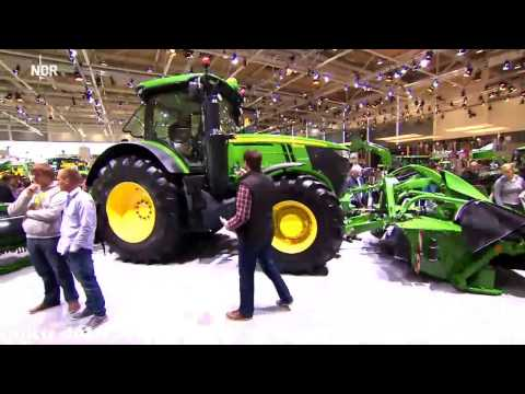 BAUERNPOWER - AGRITECHNICA IN HANNOVER