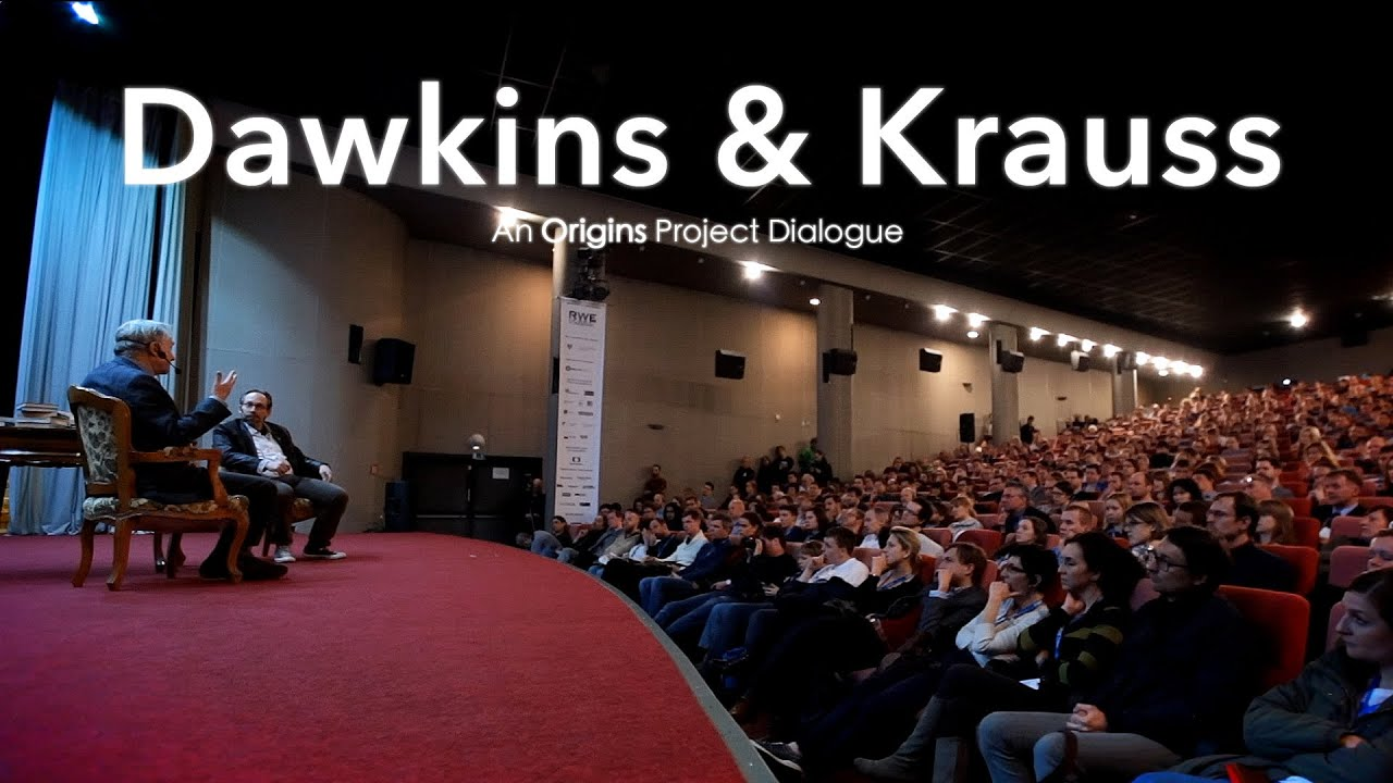 Dawkins & Krauss: Life, The Universe, And Everything