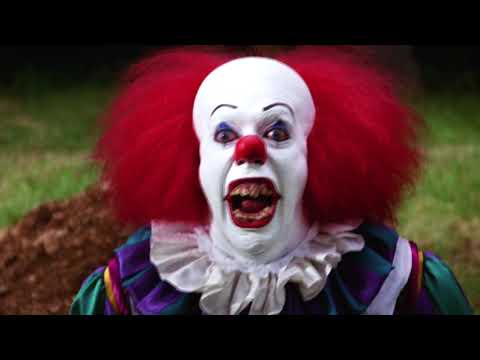 Best of Tim Curry's Pennywise (Stephen King's IT 1990)