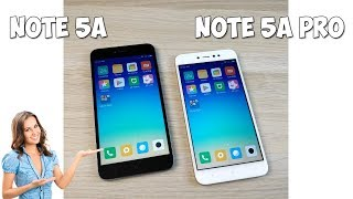 РАСПАКОВКА Xiaomi Redmi Note 5A И Note 5A Pro - НИЧЕГО НОВОГО:(