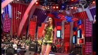 "Alexa Key ""AKU KANGEN AKU RINDU"", Live Performed di Derings (Courtesy TransTV)"