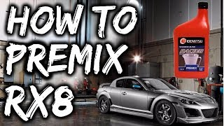How To Premix Your Rotary Engine | Step By Step Guide