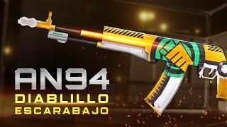 ¡Nueva AN94! 😈 | Garena Free Fire