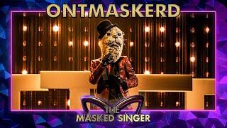 ONTMASKERD: Wie is Otter echt?   The Masked Singer   VTM