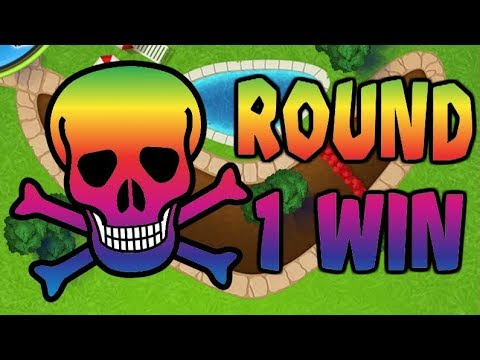 The Only Game Mode Where You Win on Round 1! (Bloons TD Battles)