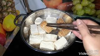 cách làm món đậu tẩm hành đơn giản lạ miệng nhưng cực ngon ,