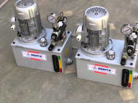 OIL POWER PACK/ HYDRAULIC POWER PACK  FOR CYLINDER