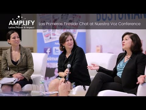 Las Primeras Fireside Chat Panel