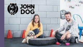Niechęć do jedzenia z miski – CASE STUDY – John Dog