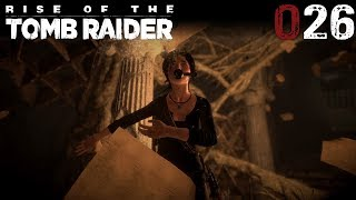 Rise of the Tomb Raider #026 | Das Grauen in den Katakomben | Let's Play Gameplay Deutsch thumbnail